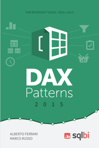 DAX Patterns 2015 Cover Book