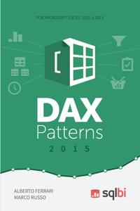 DAX Patterns 2015 Cover Book