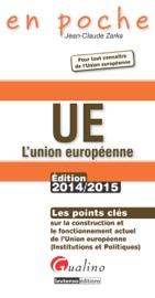 UE - LUNION EUROPéENNE 2014-2015
