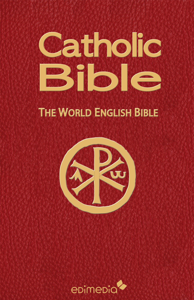 Catholic Bible Copertina del libro