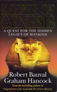 Keeper Of Genesis Book Cover