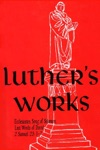 Luthers Works Vol 15