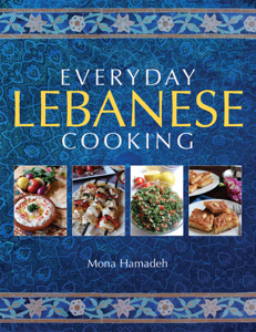 Everyday Lebanese Cooking Book Cover