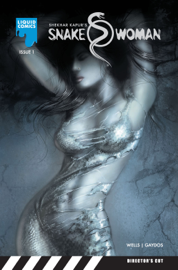 SNAKEWOMAN, Issue 1 book