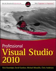 Professional Visual Studio 2010 PDF Download