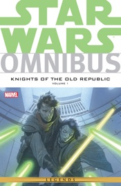 Star Wars Omnibus Knights of the Old Republic Vol. 1