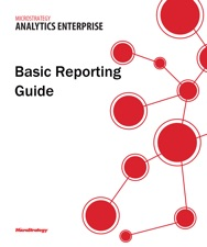 Basic Reporting Guide For Microstrategy 9 5 By Microstrategy Product