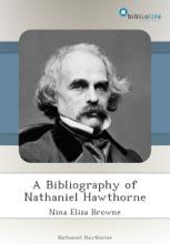 A Bibliography Of Nathaniel Hawthorne