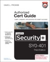 CompTIA Security SY0-401 Authorized Cert Guide Deluxe Edition 3e