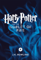 J.K. Rowling - Harry Potter and the Goblet of Fire (Enhanced Edition) artwork