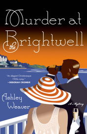 Murder at the Brightwell book