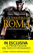 Il guerriero di Roma. La battaglia dei lupi Book Cover