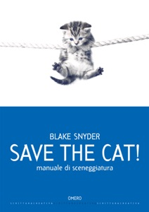 Save the cat! Book Cover