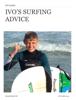 Ivo Nagel - Ivo's Surfing Advice artwork