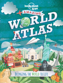 The Kid's Amazing World Atlas