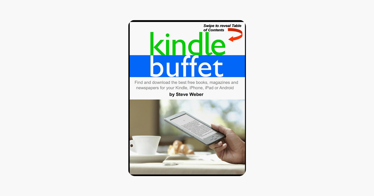 Kindle Buffet: Find and download the best free books