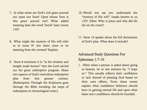 Book of Ephesians: Bible Studies by Paul J  Bucknell on Apple Books