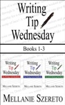 Writing Tip Wednesday Books 1-3 Boxed Set