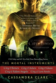 Cassandra Clare: The Mortal Instruments Series (5 books) PDF Download