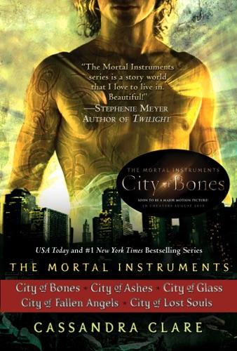 Cassandra Clare - Cassandra Clare: The Mortal Instruments Series (5 books)