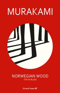 Norwegian Wood. Tokyo Blues Book Cover