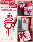 Holiday Gift Guide: 18 Handmade Christmas Gifts and Handmade Christmas Cards