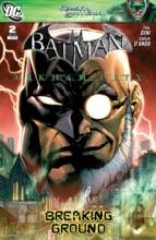 Batman: Arkham City (2011-2011) #2