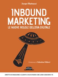 Inbound Marketing Copertina del libro