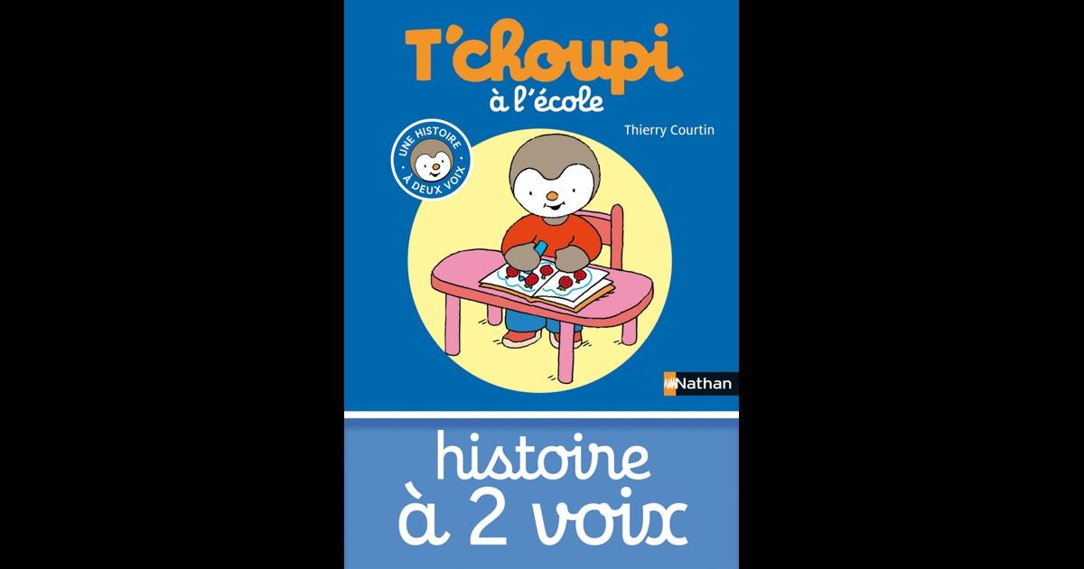 T 39 choupi l 39 cole by thierry courtin on ibooks - T choupi va a l ecole ...