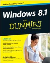 Windows 8.1 For Dummies