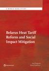 Belarus Heat Tariff Reform And Social Impact Mitigation