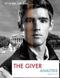 THE GIVER - Monique Villen Book