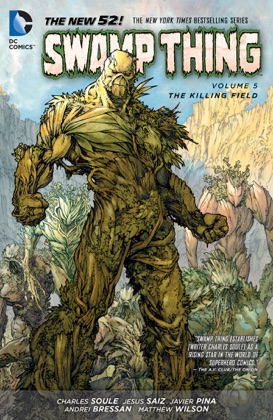 Swamp Thing Vol. 5: The Killing Field image