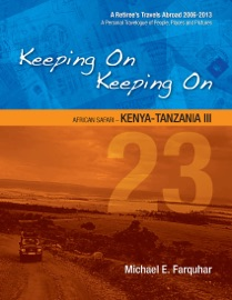 Keeping On Keeping On: 23---African Safari---Kenya-Tanzania III PDF Download