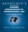 Akehursts Modern Introduction To International Law
