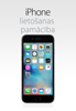 "Apple Inc. - iPhone lietoЕЎanas pamДЃcД«ba sistД""mai iOS 9.3 artwork"
