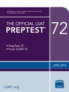 The Official LSAT PrepTest 72