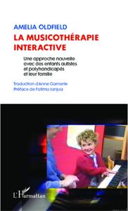 La musicothérapie interactive La couverture du livre martien