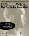 Positioning The Battle For Your Mind 20th Anniversary Edition