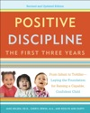 Positive Discipline The First Three Years Revised And Updated Edition