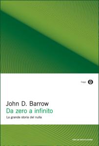 Da zero a infinito Copertina del libro
