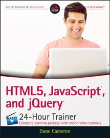 Html5 Javascript And Jquery 24 Hour Trainer
