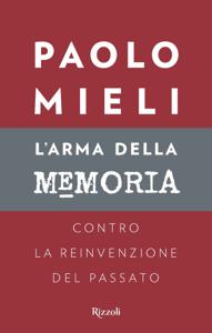 L'arma della memoria Copertina del libro