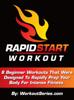 Arnel Ricafranca & Jesse Vince-Cruz - Rapid Start Workout artwork