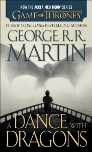 A Dance with Dragons da George R.R. Martin