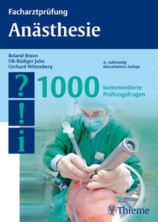 Facharztprüfung Anästhesie In Apple Books