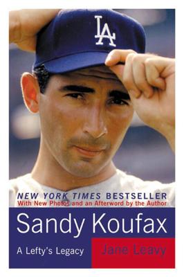 Sandy Koufax - Jane Leavy book