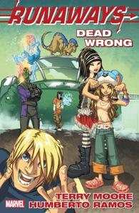 Runaways, Vol. 9: Dead Wrong Buch-Cover
