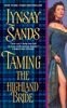 Lynsay Sands - Taming the Highland Bride artwork