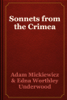 Adam Mickiewicz & Edna Worthley Underwood - Sonnets from the Crimea artwork